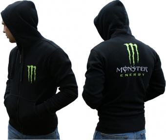 "Толстовка ""Monster Energy"""